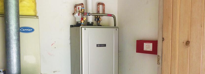 tankless water heater - Tankless Water Heaters