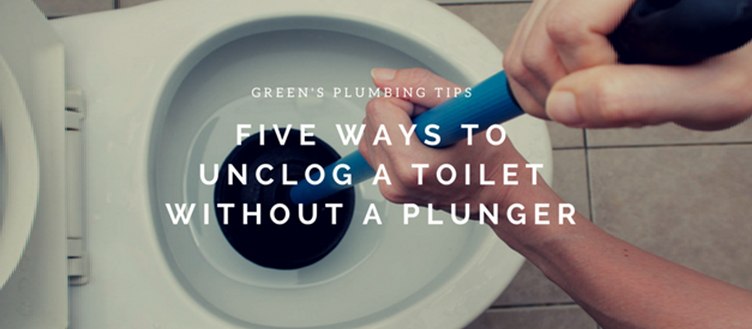 green blog big - Five Ways to Unclog a Toilet Without a Plunger