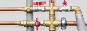 Gas Pipe Repair