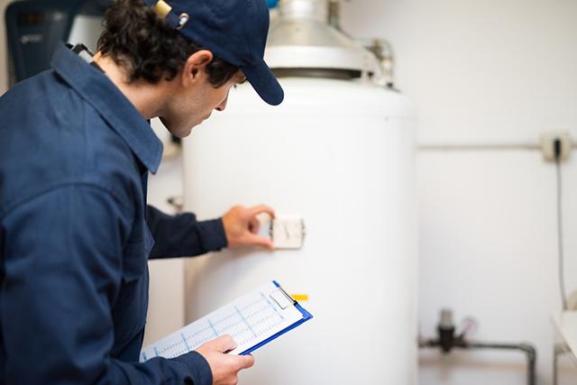 Water Heater Maintainance